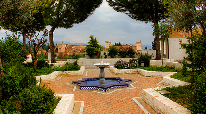 Discover the Mosque of Granada